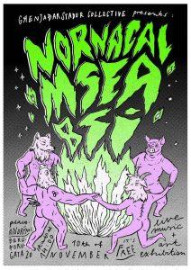 MSEA + BSÍ + Nornagal Free Concert!