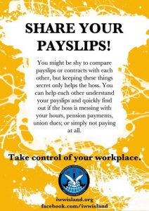 Share your payslips!
